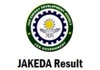 JAKEDA Result 2018