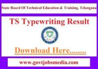TS Typewriting Result