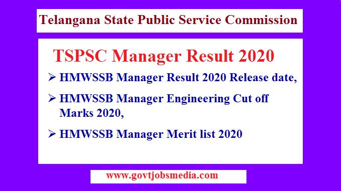 HMWSSB Result 2020