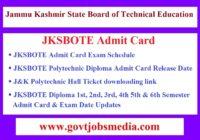 JKSBOTE Admit Card
